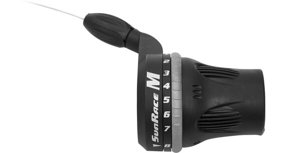 SunRace TSM63 Schalthebel Twist Shifter 8-fach rechts